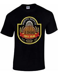 T-Shirt Anniversaire Homme Vieux Filou 1966
