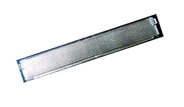 Plafoniere Per Cappe Da Cucina : Plafoniera per cappe elica turboair mm.368 x 59: amazon.it: casa e