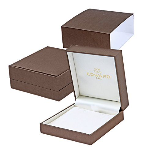 Fine chaîne Spiga Coupe Diamant Or Blanc 9Carats