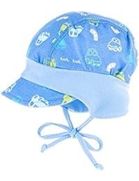 maximo Baby-Jungen Mütze Schildmütze mit Bund