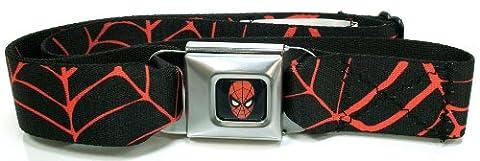 Spider Man Gwen Costume - Amazing Spider-Man Web CEINTURE DE CEINTURE DE