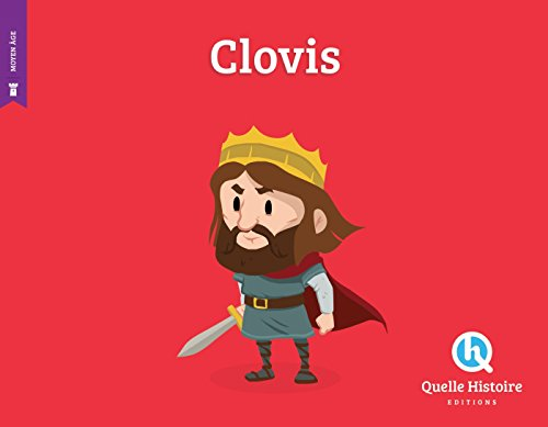 Clovis par Clémentine V. Baron