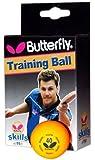 Butterfly Skills, Confezione 6 palline da ping pong