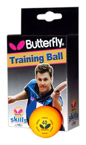 Butterfly Skills Table Tennis