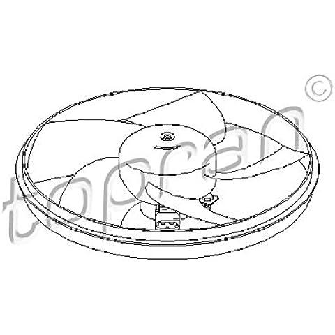 Topran–Ventola per raffreddamento motore, 721530