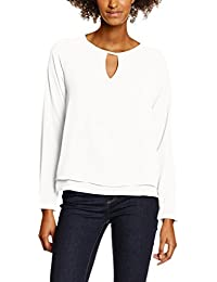 ONLY Damen Bluse Onlmariana Myrina Solid L/S Top Wvn Noos