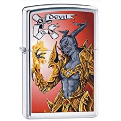 Zippo TCD Lighter