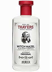 Thayers Witch Hazel Aloe Vera Formula Astringent, Original 12 oz