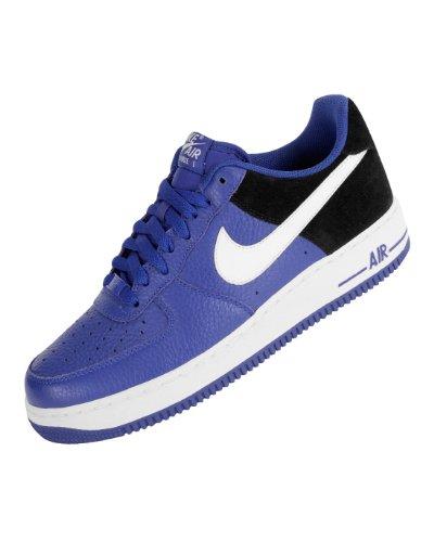 Nike, Sneaker donna Nero (OLD ROYAL/WHITE/BLACK)