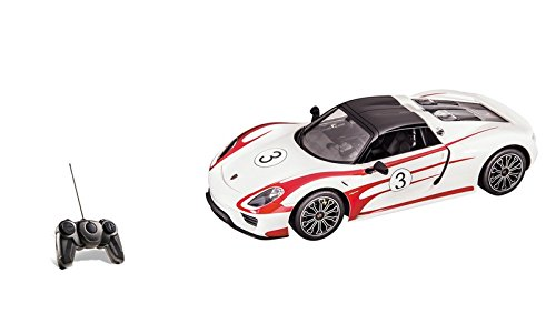 Mondo Motors 63301 - Modellino Auto Porsche 918 Racing Version Scala 1:14