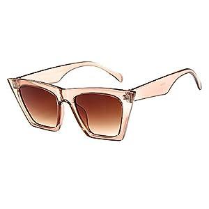 Hochwertige UV400 Sonnenbrille Retro Vintage Unisex Brille für Herren und Damen – 6 verschiedene Farben/Modelle wählbar By Vovotrade