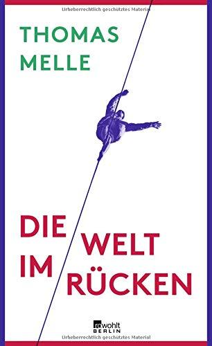 Cover »Die Welt im Rücken«