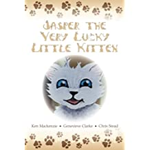 Jasper The Very Lucky Little Kitten: (kids books ages 2-8 ) (Animal bedtime story preschool picture book)