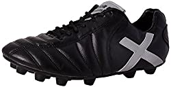 Vector X Dynamic 001 Football Shoes, Mens UK 6 (Black/Silver)