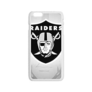 Oakland Raiders Fahionable And Popular High Quality Back Case Cover For Iphone 6