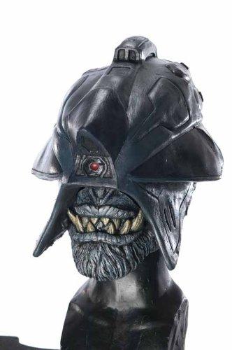 Halo Brute Stalker Deluxe Overhead Kostüm Latex Mask (Kostüme Stalker)