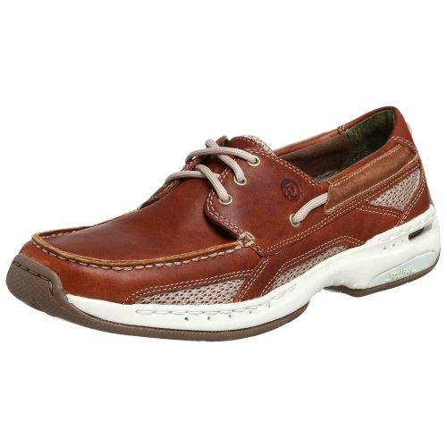 Herren Dunham, Captain Boot Schuh, Brown, 45 EU B (Dunham Boot Schuhe)