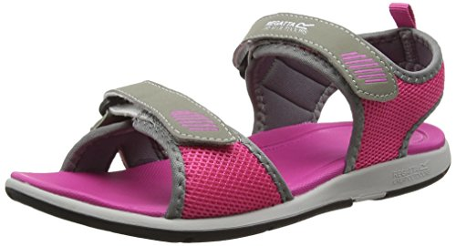 Regatta Lady Terrarock, Women's Multisport Outdoor Sandal, Pink (Actpnk/Pigeon), 4 UK (37 EU)