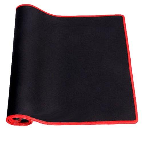 generic-tastiera-mouse-pad-tappeto-in-gomma-per-computer-pc-portatile-di-gioco-nero-con-rosso