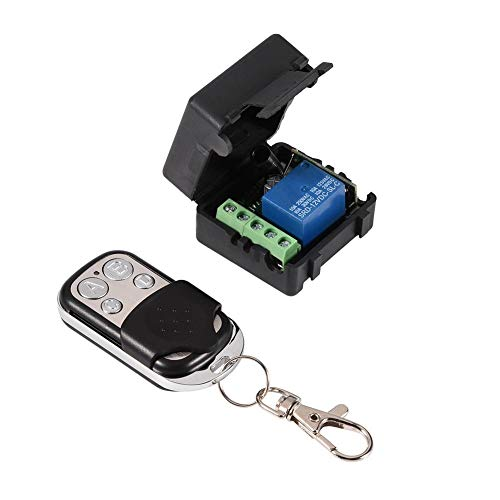12V Universal Wireless Remote Control Switch Ersatz automatische selbsthemmende Relais Marine Wireless Remote