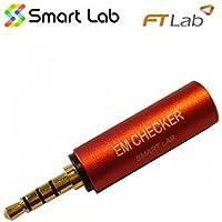Smart EM Checker FEC-001 Elektrosmog Detektor EMF Messgerät für Smartphone iOS Android Magnetfeld feldstärke EM Elektromagnetische Strahlung