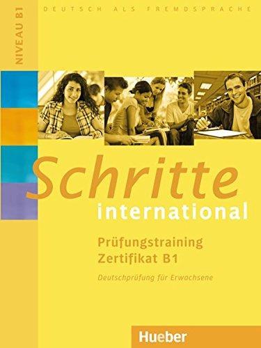 Download Pdf Schritte International Prüfungstraining Zertifikat B1