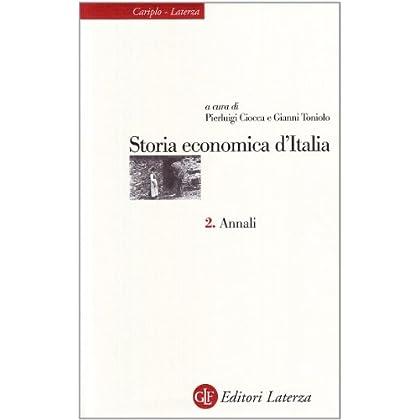 Storia Economica D'italia: 2