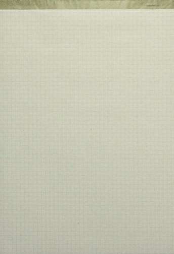 Landre-100050283-Notizblock-Recycling-ohne-Deckblatt-DIN-A4-kariert-perforiert-60-gqm-Recyclingpapier-10-er-Pack-50-Blatt