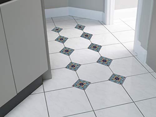 Extsud adesivi diagonali per piastrelle muro pavimento set da