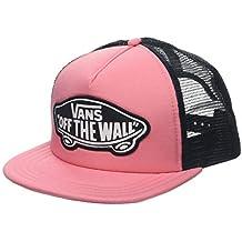 Vans Beach Girl Trucker Hat, Gorra de béisbol Mujer, Rosa (Strawberry Pink UV6