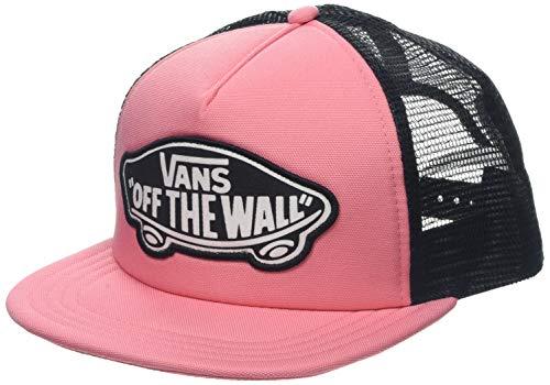 Imagen de vans beach girl trucker hat  de béisbol, rosa strawberry pink uv6 , única talla del fabricante os para mujer