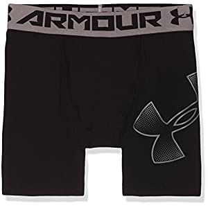 Under Armour Jungen Armour Mid Kurze Hose
