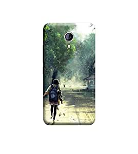 EPICCASE Premium Printed Back Case Cover With Full protection For Micromax Canvas Xpress 2 E313 (Designer Case)