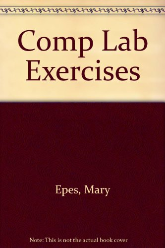 The Comp-Lab Exercises: Self-Teaching Exercises for Basic Writing -