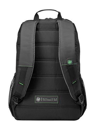 HP Active 15.6-inch Laptop Backpack (Black) Image 2