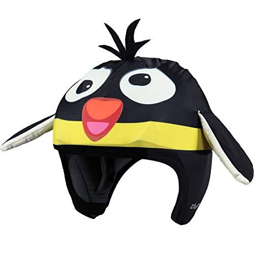 BARTS Helmet Cover 3D, Casquette Garçon, Multicolore (Penguin 1), Taille Unique