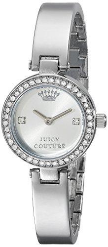 JUICY COUTURE Femme 1901235Luxe Couture by Juicy Couture Montre Argenté