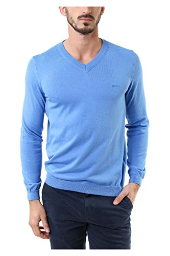 Boss Green C-Carlton_02, Sweatshirts Homme Bleu
