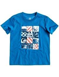 Quiksilver KRKJE9314 Screenline T-shirt à manches courtes pour enfant
