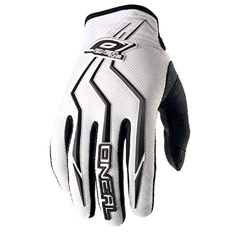 guanti mtb oneal O Neal Element Youth Glove white 2017