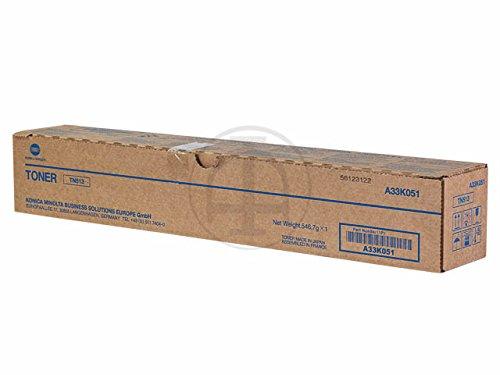 Preisvergleich Produktbild Konica Minolta tn-51329280Seiten schwarz–Tonerkartuschen und Laser (schwarz, Konica Minolta, Konica Minolta Bizhub C454/C554, 1Stück (S), 29280Seiten)