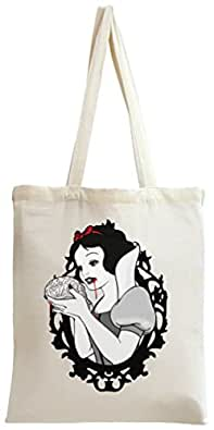 Princess Zombie Tote Bag