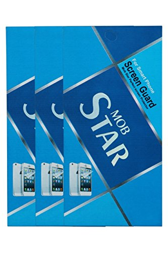 MOBSTAR Clear Screenguard for Lenovo Z2 Plus (Pack of 3)