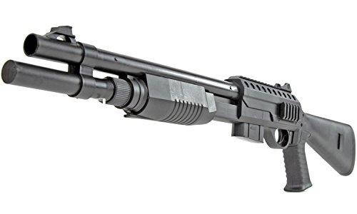 Nick and Ben Softair Pump Gun Gewehr Mod. 812B unter 0,5 Joule ab 14 Jahre - Gun Air Pump Shotgun