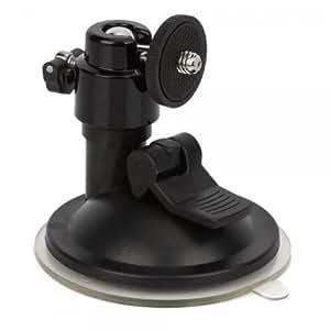Mini Camera Support Ventouse Appareil Photo Suction Cup Trépied flexible stand de support pour fenêtre de voiture caméra DV GPS