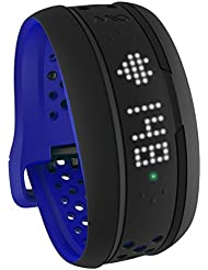 Mio Fuse Heart Rate Sport Band With Sleep And Activity Tracker - Cobalt Blue, Small by Mio