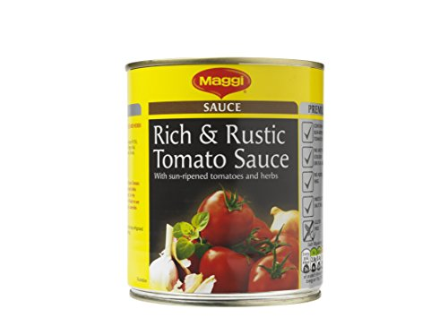 Maggi Rich and Rustic Tomato Sauce, 800 g
