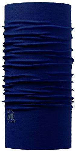 Original Buff 108833.00 Tubular de Microfibra, Hombre, Azul, Talla Única