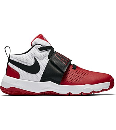 Nike Kids Team Hustle D 8 (Gs)/Unvst Red-Black -(4Y US) 3.5 UK/India