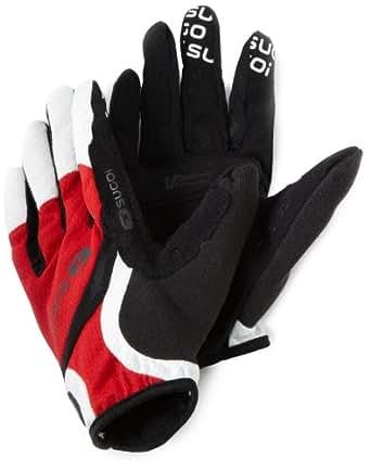 Sugoi Uni Handschuh Evolution Full, red, S, 91566U